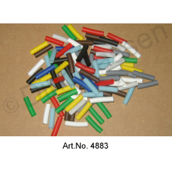Markings for cable and hydraulic lines (100 pieces)