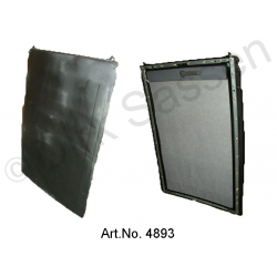 Folding sunroof, used, on request, SUPPLEMENT FOR LOCKING