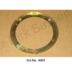 Retaining ring for additional headlight Cibie, for high beam headlights