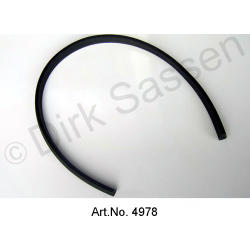 Seal, glass cover, SM, center, length 550 mm