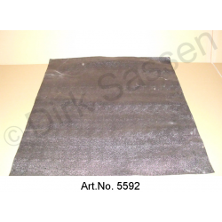 Floor mat for trunk, individually