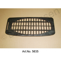 Cover grille for speaker, front from, 1969, used in good condition