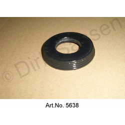 Spacer for window crank, black, mint condition