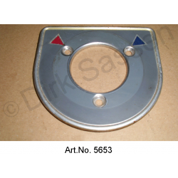 Heater cover, 1962 to 1968, Non Pallas, used