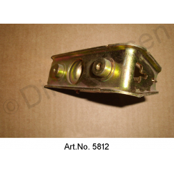 Lock for bonnet, from 1967, version rectangular draw hole