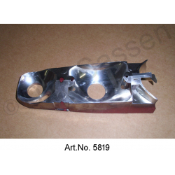 Inlet for taillight cap, until 1969, as new