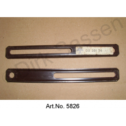 Mounting strut for hydraulic pump, DX 391-74, original spare part