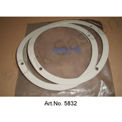 Sealing ring for loudspeaker, rear, DW 65356, 200 mm, 2 pieces, original part