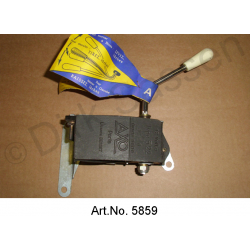 Flasher switch, up to 1961, Axo, type 520-523, 6 or 12 volt, please state model, original spare part