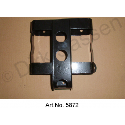Holder for windscreen wash water tank, from 1969, brown or black, powder coated, mint condition