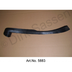 Rubber for windscreen, inside, visible cover to the dashboard