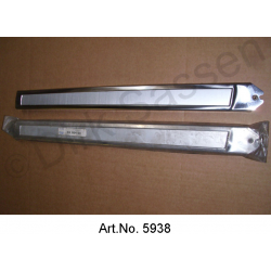 Cladding sheet for B-pillar, left, original spare part, DS 85468