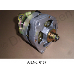 Alternator, SM, replacement, with integrated regulator, 90 A, without pulley, replacement part