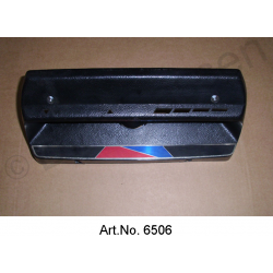Heater cover, from 1969, as new