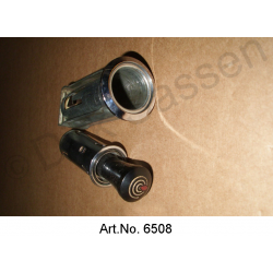 Cigarette lighter, 09/1968 to 09/1970, as new