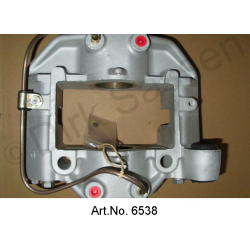 Brake caliper, with new pistons and seals, front, right, LHS, 1965 to 1966, replacement part