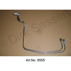 Cable, brake distribution on chassis carrier, left, DX39467