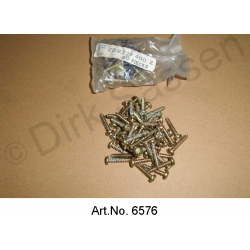 Set of screws for sill trim, ZD 9226400 Z, original spare part