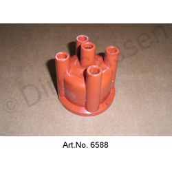Distributor cap, for distributor electronic, angled version, only for IE Art.No. 0157e