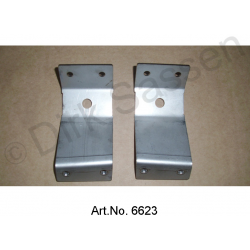 Holder for reversing light, pair, stainless steel