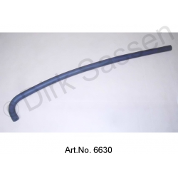 Air hose, IE, throttle door to auxiliary air damper, DX 144-218
