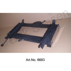 Frame for front seat, with height adjustment, mint condition