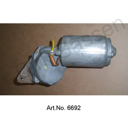 Windscreen wiper motor, 12V, as new, from 1962 to 1965, 1 cable connection, without limit switch
