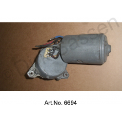 Windscreen wiper motor, 12V, as new, from 1965 to 1969, 3 cable connections, 2-stage