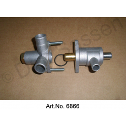 Additional air valve, newly manufactured