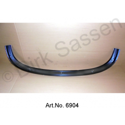 Repair frame for roof, front (top), fitting, DX 81191