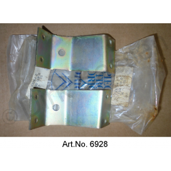 Holder for reversing light, pair, original spare part, 54 10856, 54 10857