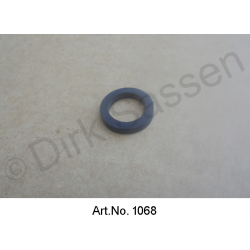 Sealing ring for heating valve, from 1968