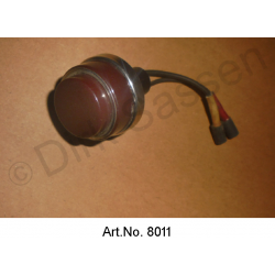 Control lamp, battery, as new, 1968 to 1969
