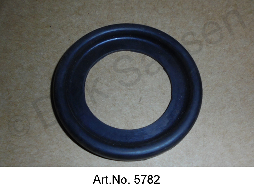 Dust protection for camshaft, sealing ring in the bell housing, from 1965