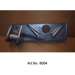 Spring cylinder / swing arm mount, rear, right