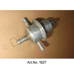 Pressure regulator, Bosch, as new
