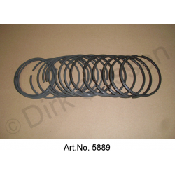 Piston ring set, 87x1.5, 87x1.75, 87x 5, SM