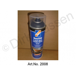 Chassis paint, black, 400 ml, aerosol