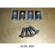 Turn signal mounting kit, front, left and right, 4 VA screws and sheet metal nut