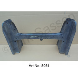 Frame shoe, until 1967, original spare part, D741-3D, remaining stock