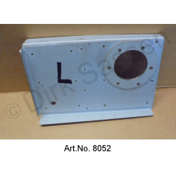 Swing arm mount, repair panel, inside, left