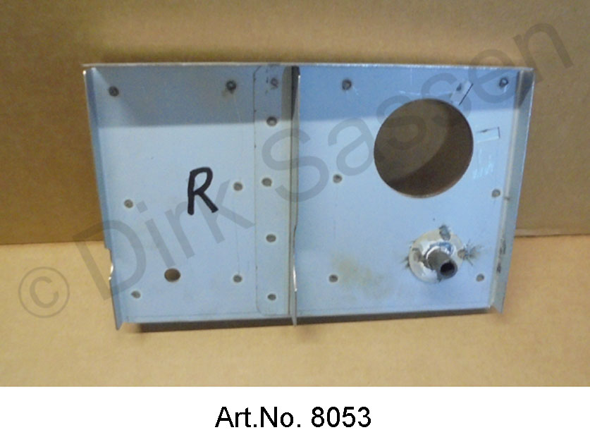 Swing arm mount, repair panel, inside, right