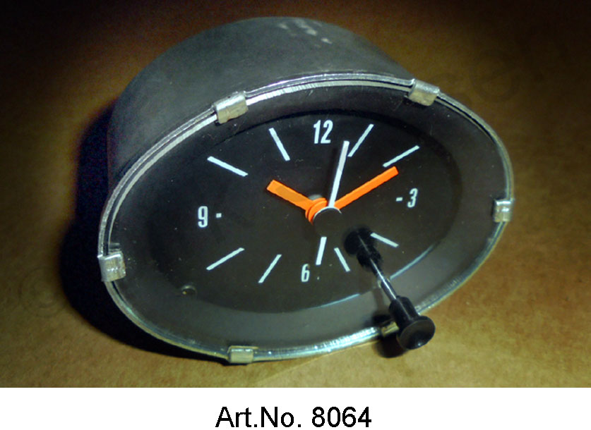 Watch, SM, newly manufactured, electronic drive