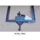 Trailer coupling, limousine, Brink, used up to 1,500 kg, individual TÜV approval required