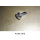 Fastening screw, at the entrance, for the rocker panel set