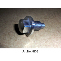 Screw for fender mounting, from 09/1959 to 05/1967, length 21 mm, DX 851-77