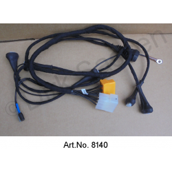Cable harness, SM, IE, motor side, S510-24