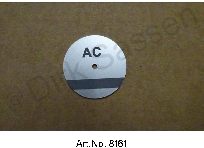 Color number AC