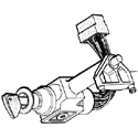 Steering wheel lock, Ignition lock