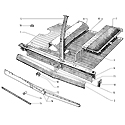 Chassis-central parts